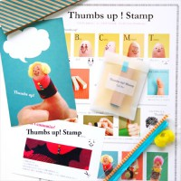 Thumbs up ! stamp(サムズアップ スタンプ)